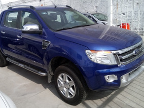 Ford Ranger 2.5 Limited Cabina Doble 4x2 Mt 2015