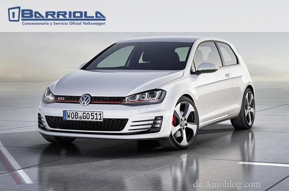 Volkswagen Golf Gti 2020 0km - Barriola