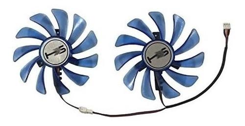 Imagen 1 de 4 de Ventilador D/refigeracion D/tarjeta Grafic Nobrand 4-pin