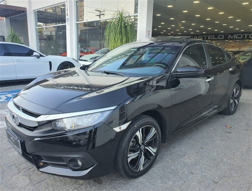 Honda Civic 1.5 16v Turbo Gasolina Touring 4p Cvt 2018/2018