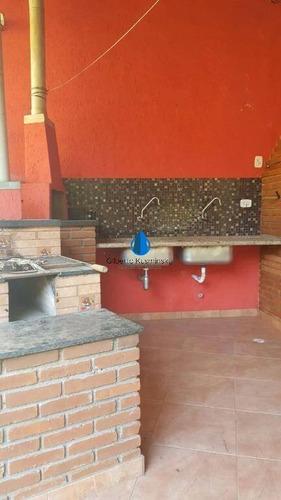 Imagem 1 de 15 de Casa Com 4 Dormitórios À Venda, 313 M² Por R$ 1.200.000,00 - São Fernando Residência - Barueri/sp - Ca0235