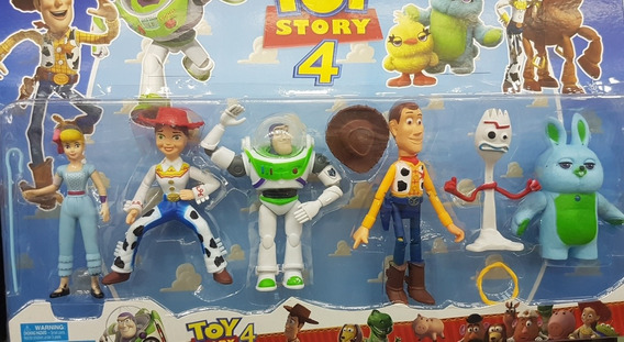 Set Toy Story 4 Juguetes Toy Story Figuras