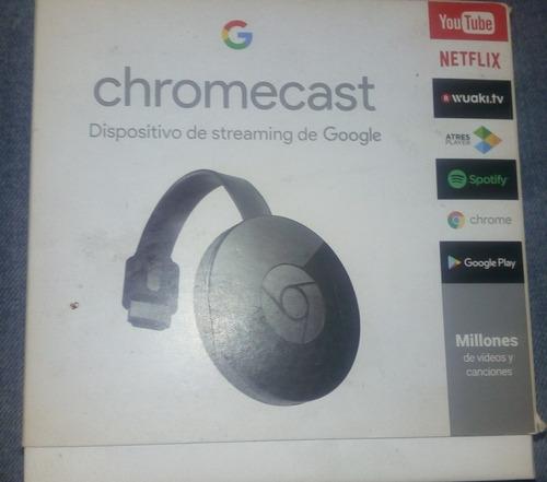 Chromecast 2da Generacion