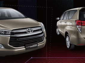Toyota Innova Srv 2.7l Nafta 8 Pasajeros Aut/sec 6 Vel 0km
