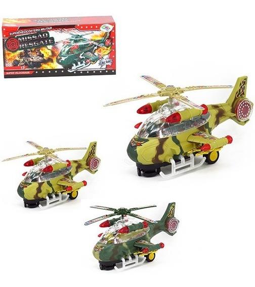 Helicoptero Bate E Volta Militar - Legal