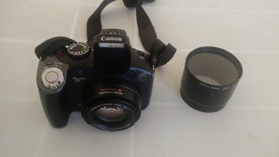 Câmera Canon Powershot S5 Is