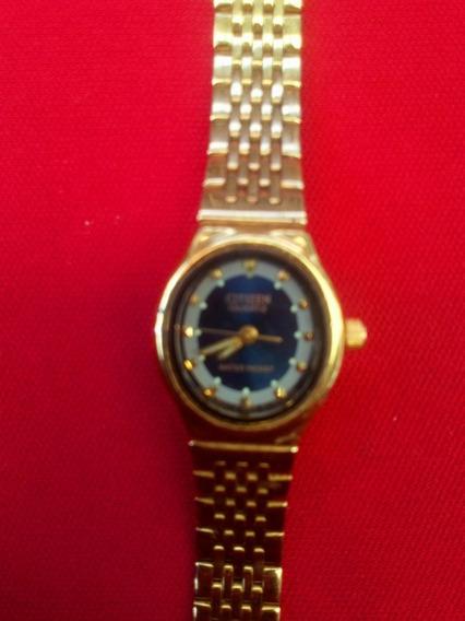 Reloj Citizen Sin Batería Descompuesto 5930