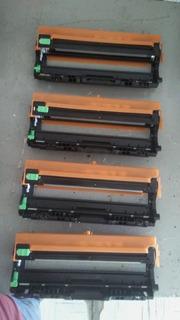 Kit De 4 Recargas De Toner Brpther Color Tn-221 Hl-3140