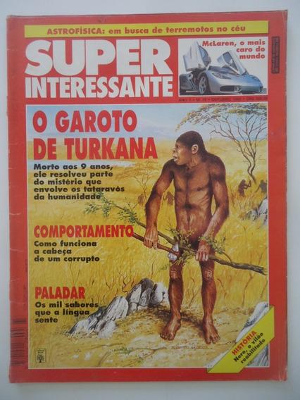 Super Interessante #73 Antropologia - Corrupção - Nero