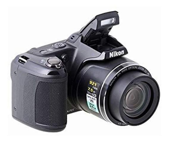 Câmera Canon Semi Profissional Modelo L810