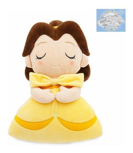 Disney Store La Bella Y La Bestia Peluche Con Luz Led 34 Cm!