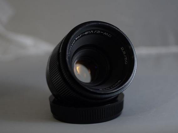 Industar 61 L/z 50mm 2.8 M42 Pentax Copia Da Carl Zeiss