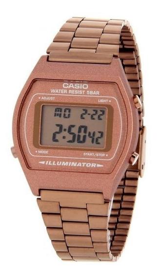 Reloj Casio Original Rosa Dorado O Rosado Importado Directo