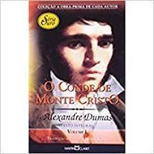 O Conde De Monte Cristo - Série Ouro Nº. Alexandre Dumas