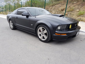 Ford Mustang Gt Vip 2007 Automatico 4.6l