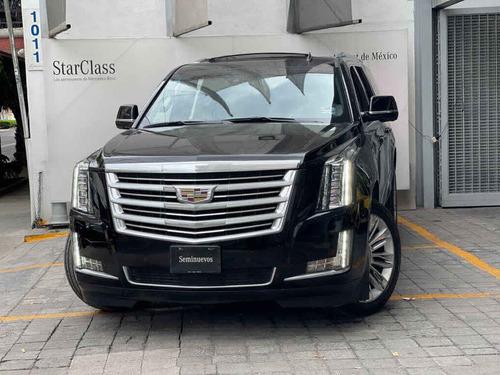 Imagen 1 de 15 de Cadillac Escalade 2016 5p Esv Platinum P V8/6.2 Aut