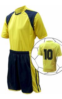 Jogo Com 6 Fardamento De Futebol