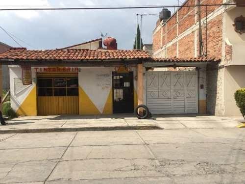 2 Casas En Venta En Un Mismo Terreno En Toluca