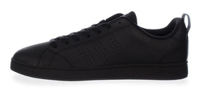 Tenis adidas Advantage Clean Negro / Blanco 100% Originales