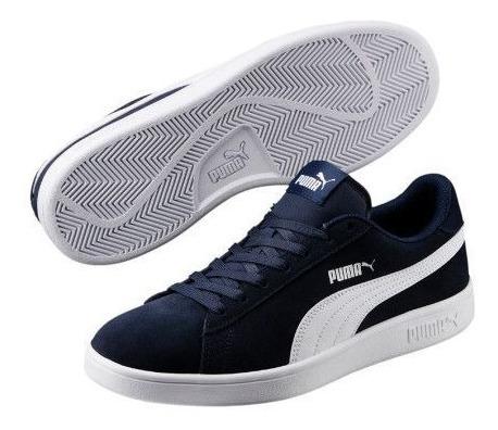 Zapatos Sneakers Puma Smash V2 364989 04 Azul