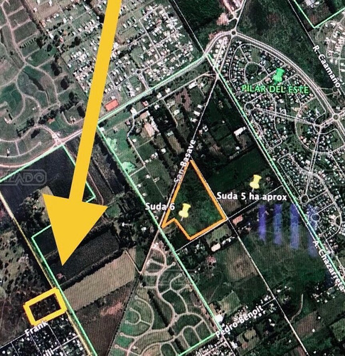 Terreno Campo  En Venta Ubicado En Villa Rosa, Pilar Y Alrededores