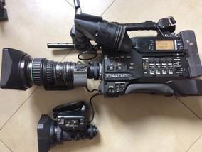Sony Hvr-s270 1080i Hdv Camcorder + Lentes