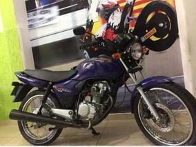 Honda Cg 125 Titan Es /36x De 226,25 - 2000