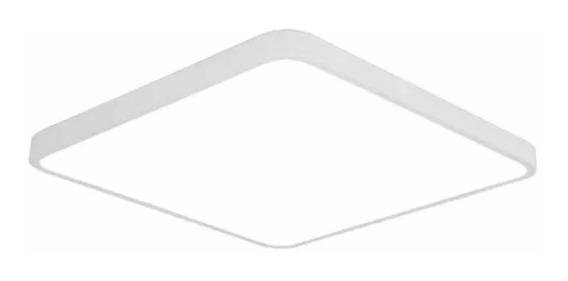 Plafon Quadrado Sobrepor 25w Led Com Controle Remoto