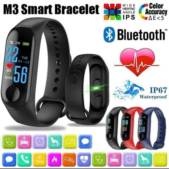 Relógio Inteligente Smartband M3 (promoção)