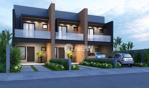 Imagem 1 de 8 de Casa Com 2 Suítes À Venda, 116 M² Por R$ 395.000 - 25 De Julho - Campo Bom/rs - Ca3972