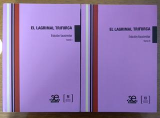 Lagrimal Trifurca Facsimilar Biblioteca Nacional 2t Stelmo