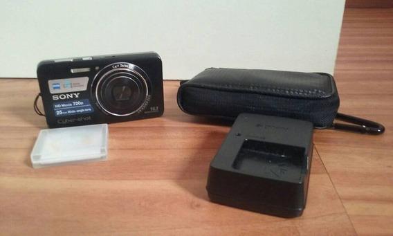 Camera Fotográfica Cybershot Dsc-w650