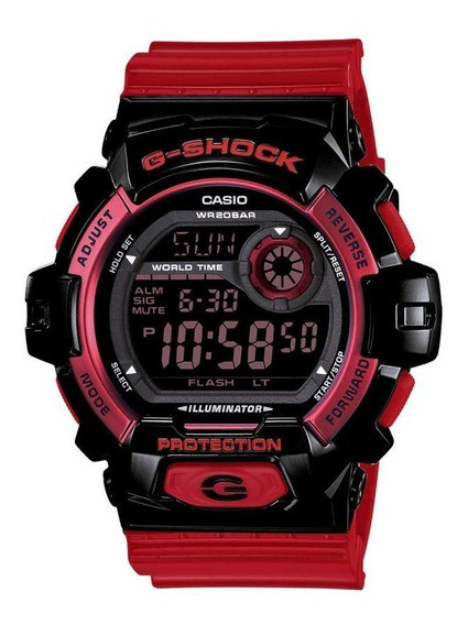 Reloj Casio G Shock G 8900 Resistente A Golpes - Wr 200 M
