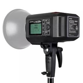 Flash Bateria Godox Witstro Ad600bm Autorizado Godox + Nf
