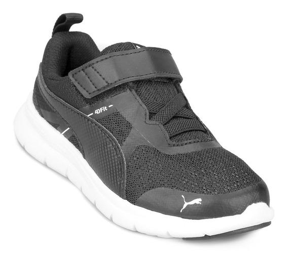 Zapatillas Puma Flex Essential V Ps Adp 19134201 Niño