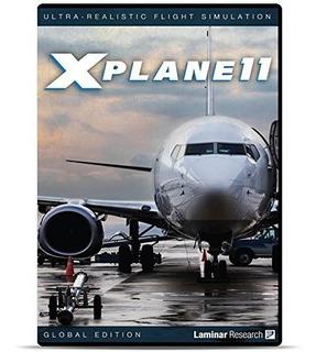 Versión Oficial - X-plane 11 Global Flight Simulator (pc,