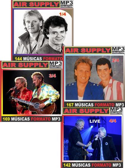 Air Supply Discografia Completa Com 622 Músicas