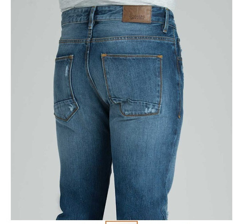 Pantalon De Hombre Jeans Casual Goga 5882 1i7d6153 Mercado Libre