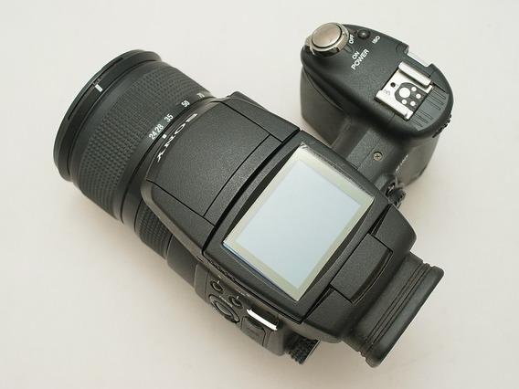 Barato Camera Sony Dsc R1 Carl Zeiss 24-120mm