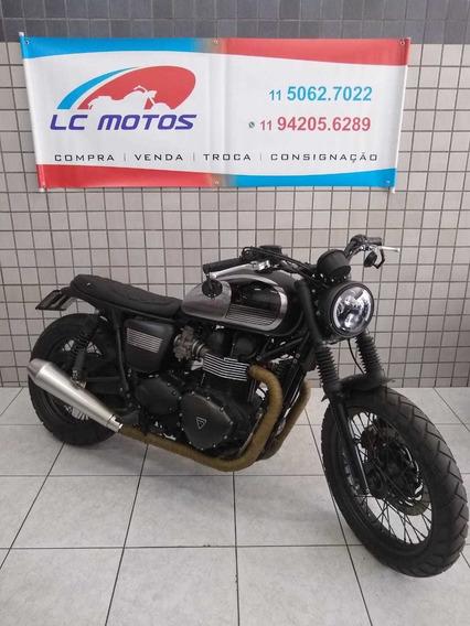 Triumph Bonneville T100 Custom