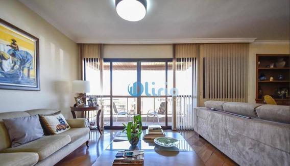 Apartamento 136m² - Jd. Guedala/progredior - Ap0523