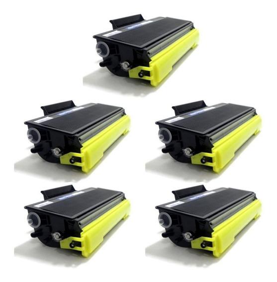 5 Toner Compatível Mfc-8480dn 8870dn 8870 8890dw Tn580 Tn650