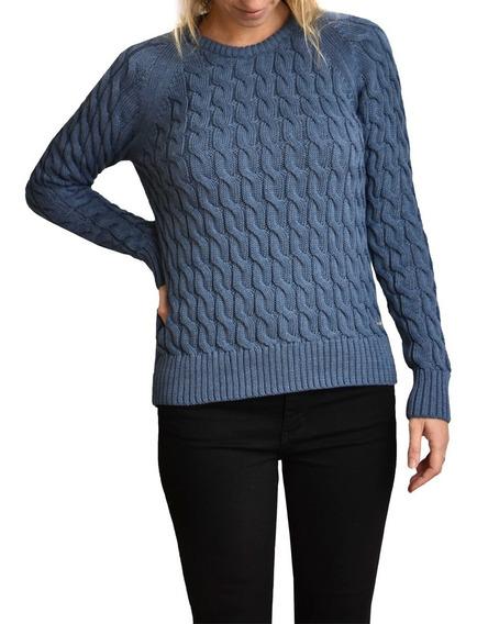 Sweater Pullover Mujer Brooksfield Moda Tejido Elegante D3