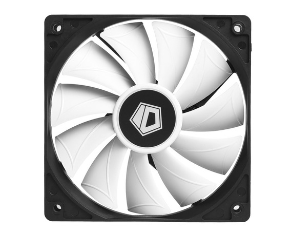 Cooler 120mm Id-cooling Xf-12025-sd Pwm 1800rpm Pwm 4 Pines