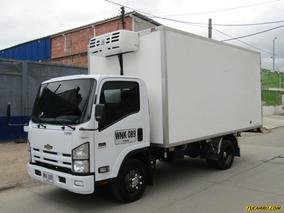 Camion Furgon Chevrolet Npr