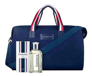 Perfume Importado Tommy Hilfiger Tommy Men Edt 100ml + Bolso