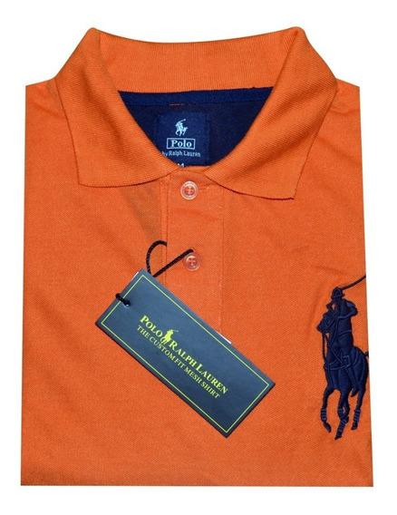 Chemises Polo Big Pony, Regular Y Clasicc Para Caballero