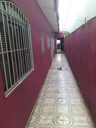 Casa Com 2 Dormitórios À Venda, 76 M² Por R$ 220.000,00 - Furnas - São Paulo/sp - Ca0160