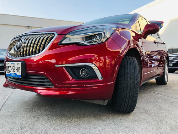 Buick Envision 2.0t 2017