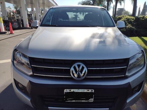 Volkswagen Amarok 180cv Se Puede Ver En Caba / Ramallo Bs.as
